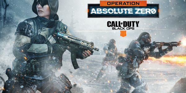 Black Ops 4's Operation Absolute Zero