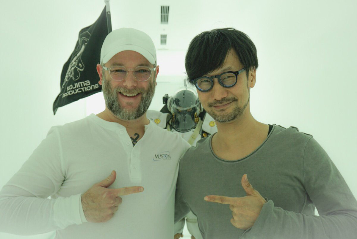 Cory Bralong sees Death Stranding in action