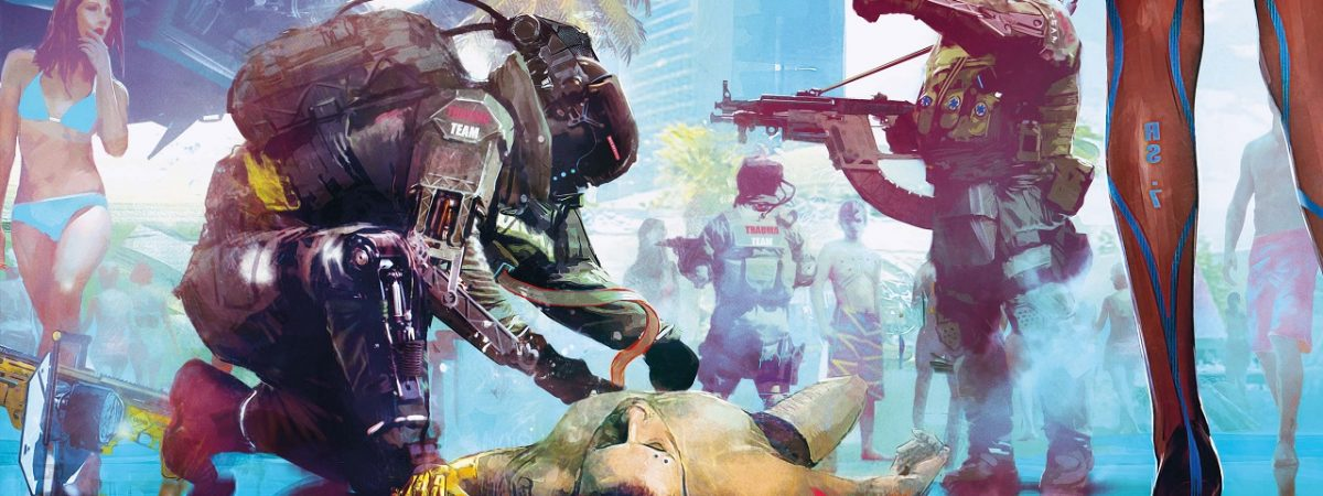 Cyberpunk 2077 Release Coming Late 2019 or Early 2020