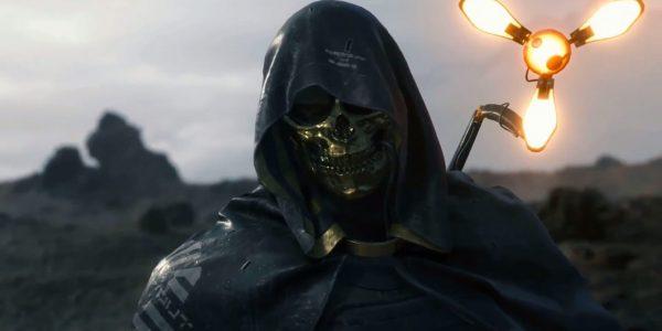 Hideo Kojima teases Death Stranding release date
