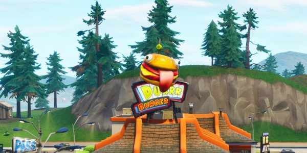 Durr Burger may soon be a consumable in Fortnite.