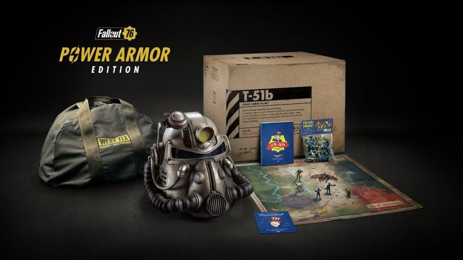 Fallout 76 Bags Will be Replaced by Bethesda
