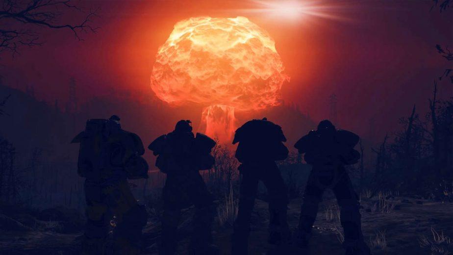 Fallout 76 Grenades Orbital Strike Beacon