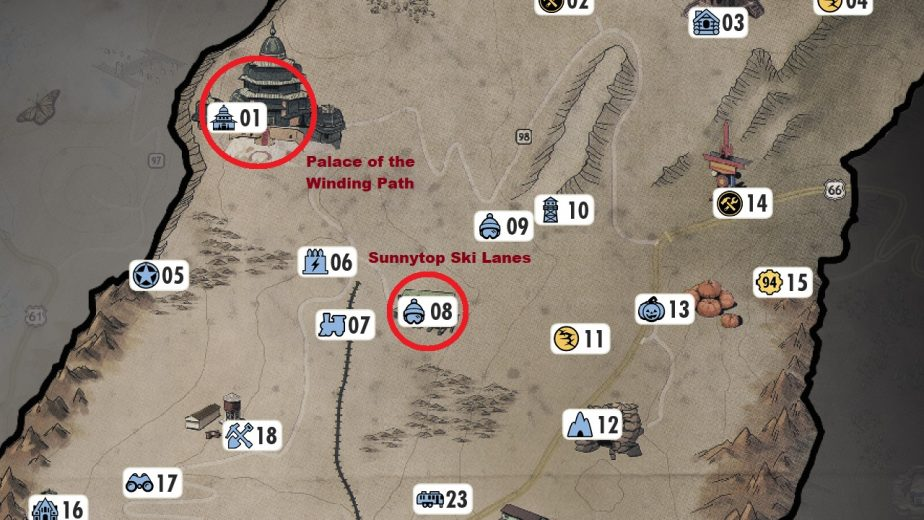 Fallout 76 Main Quests #11: How to Complete Key to the Past