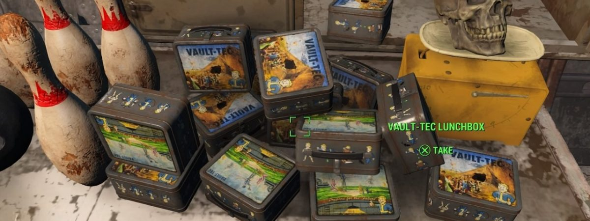 Fallout 76 Lunchboxes Have Players Concerned