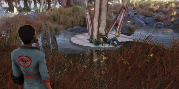Fallout 76 Side Quests: How to Complete Tracking Unknowns