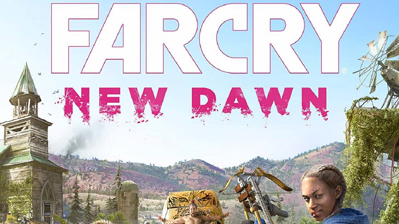 Far Cry New Dawn Cover Art Revealed