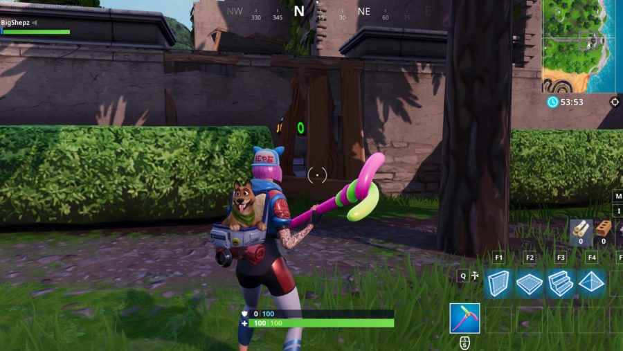 Here's how to find the Fortnite dance-off mansion to complete the Challenge.