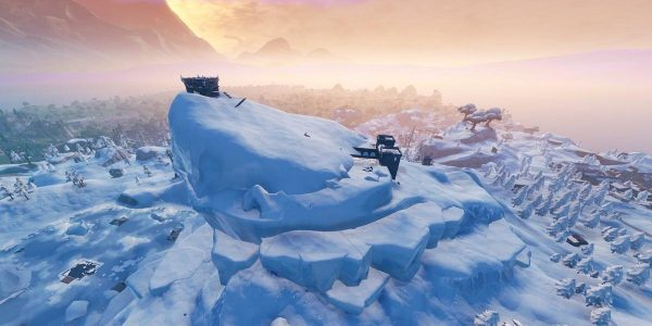 You'll never believe what is hidden away inside the Fortnite iceberg.