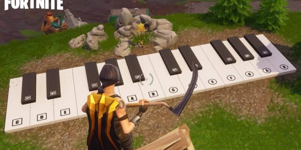 Fortnite Season 7 Guide: Pleasant Park & Lonely Lodge Piano Locations