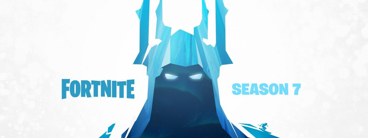 It's almost time for Fortnite Season 7.