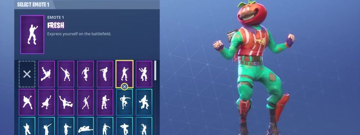 "Alfonso Ribeiro is taking Epic Games to court over the ""Fresh"" emote featuring his dance."