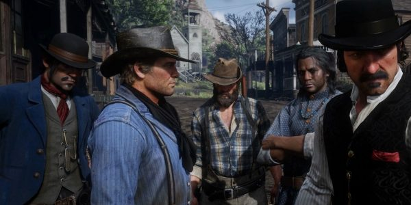 Gabriel Sloyer on the Experience of Acting in Red Dead Redemption 2