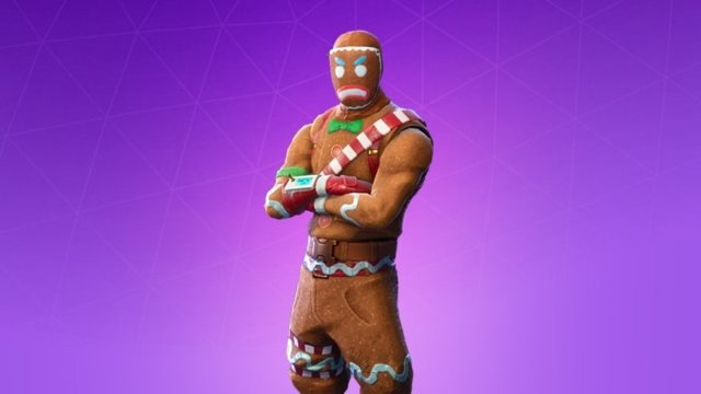 Players May Soon Be Able To Get A Gingerbread Man Pet In