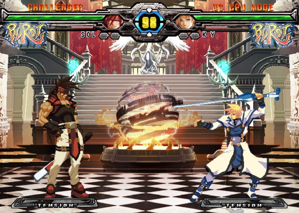 Guilty Gear XX Nintendo Switch Port Delayed Until 2019
