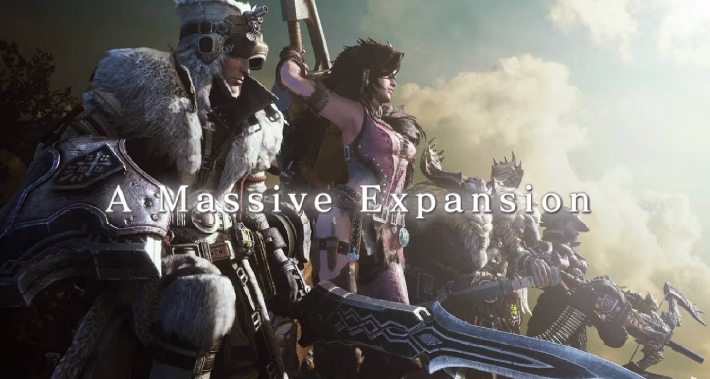 Monster Hunter: World is getting a huge expansion in 2019.