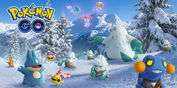Pokemon GO Holiday Event starts December 18th