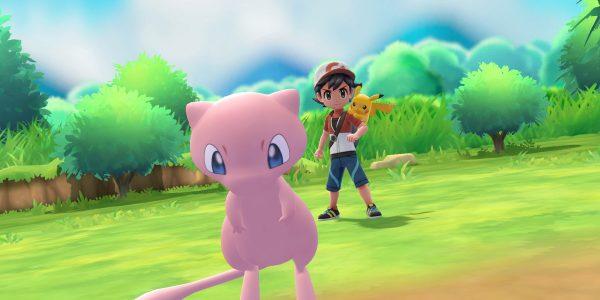 how to get mew and mewtwo in pokemon let s go