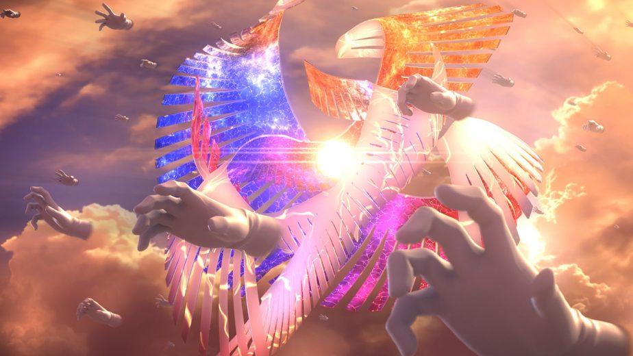 Super Smash Bros Ultimate Inkling