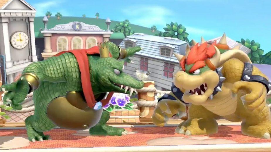 Super Smash Bros Ultimate King K. Rool