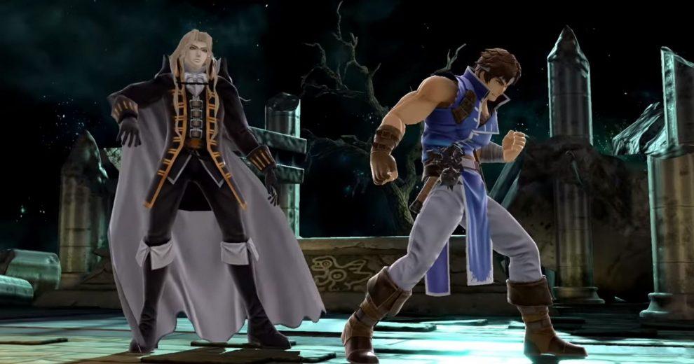 Super Smash Bros Ultimate Richter