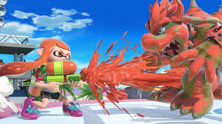 Super Smash Bros. Ultimate weekly events: Spirits & More
