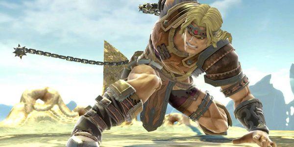 Super Smash Bros Ultimate Simon
