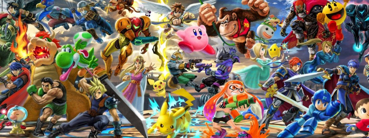 A new update for Super Smash Bros. Ultimate has been released