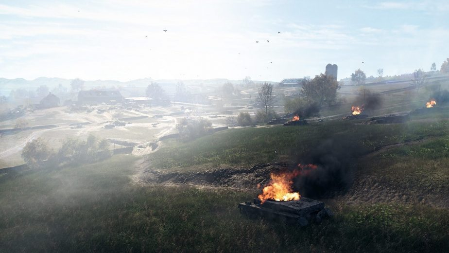 The Battlefield 5 Panzerstorm Map Based on Battle of Hannut