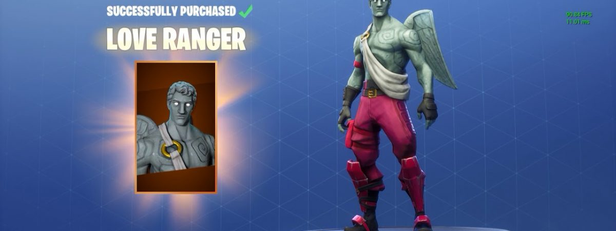 A Winter Themed Version Of The Love Ranger Skin May Be Coming To Fortnite All skins battle pass skins female skins male skins. love ranger skin may be coming to fortnite