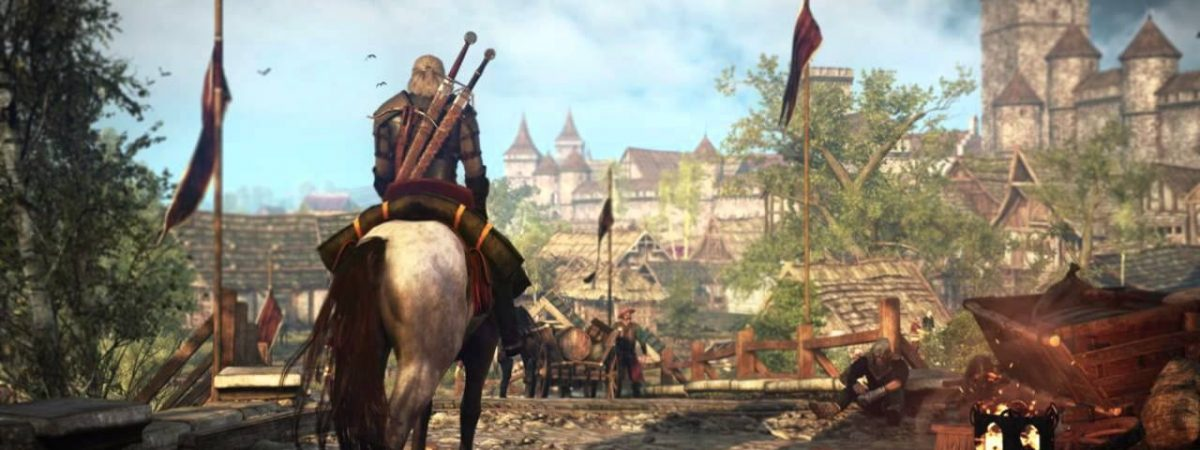 Witcher 3 Switch Port Suggested by Leak