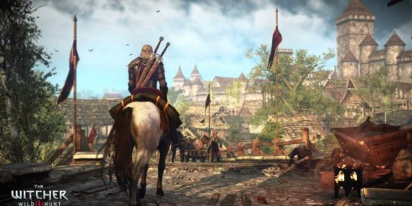 Witcher 3 Listed For The Nintendo Switch By A French Wholesaler