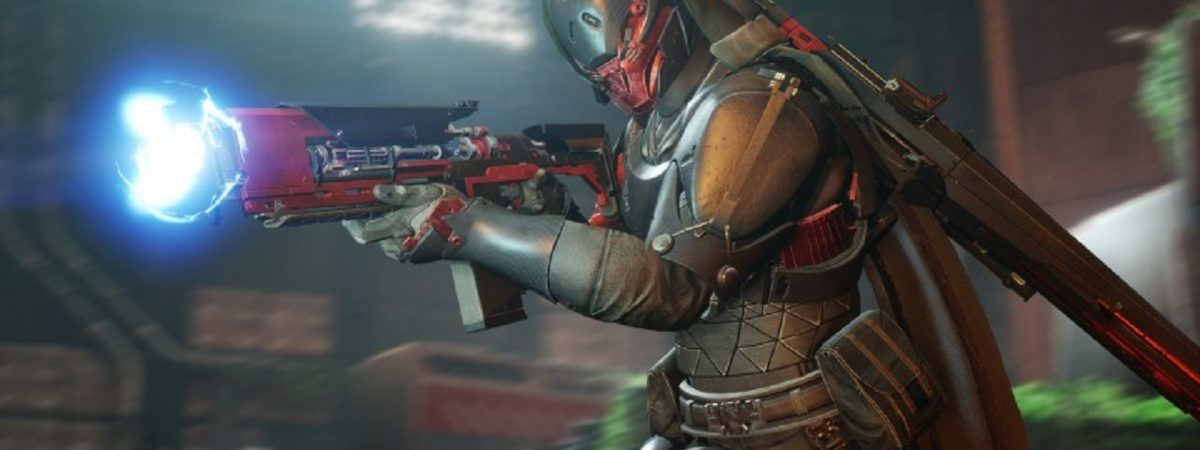 Destiny 2 Black Armory starting quest guide.
