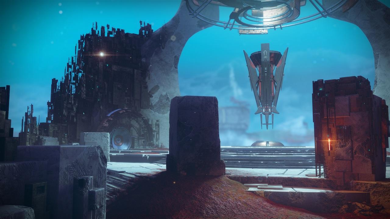 Destiny 2's Izanami Forge.