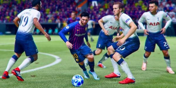 fifa 19 team of the group stage players released