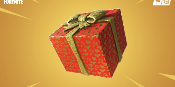 new content update adds presents in fortnite