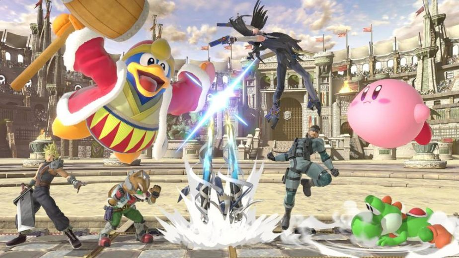 New update available for Super Smash Bros. Ultimate