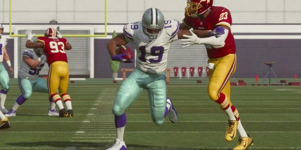 Madden 19 Player Ratings: Amari Cooper Gets Boost, Kirk Cousins
