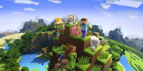 Final Minecraft Update For Wii U Xbox 360 Ps3 And Vita Releases