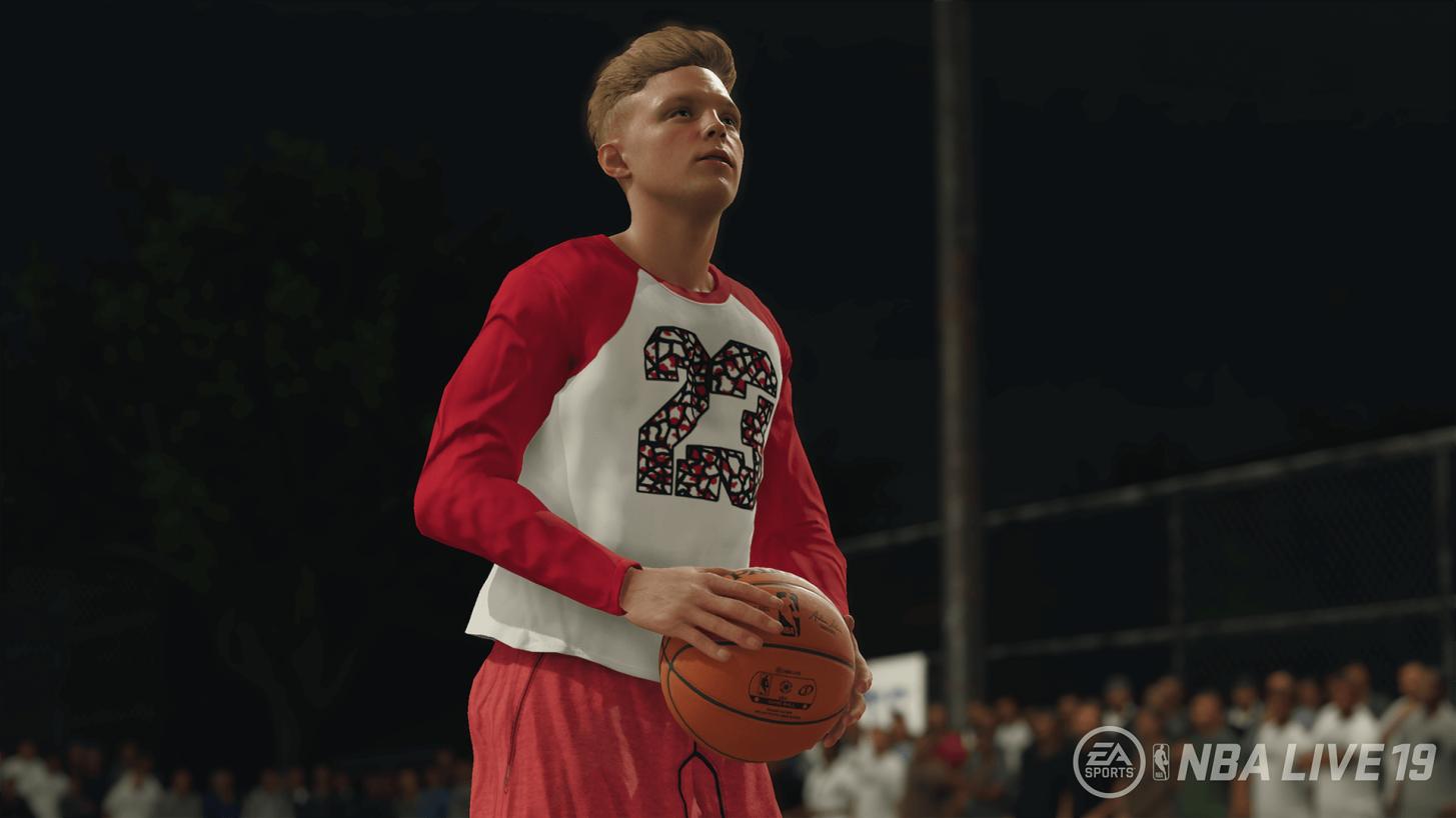 NBA Live 19 Creator Challenge Adds Filayyyy, Tristan Jass