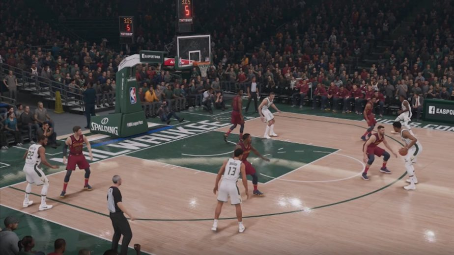 nba live 19 title update cavs bucks roster changes