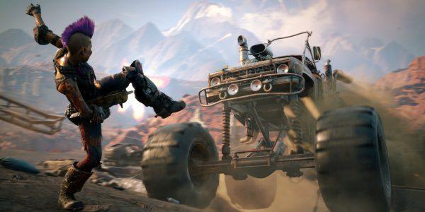 Rage 2 Bethesda launcher PC exclusivity.