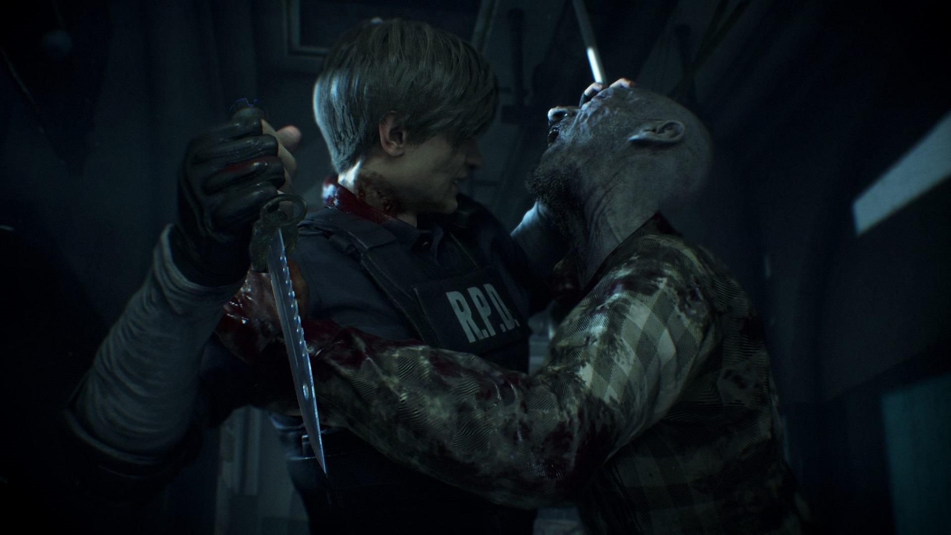 Sekiro and Resident Evil 2 top Steam Wishlist chart.