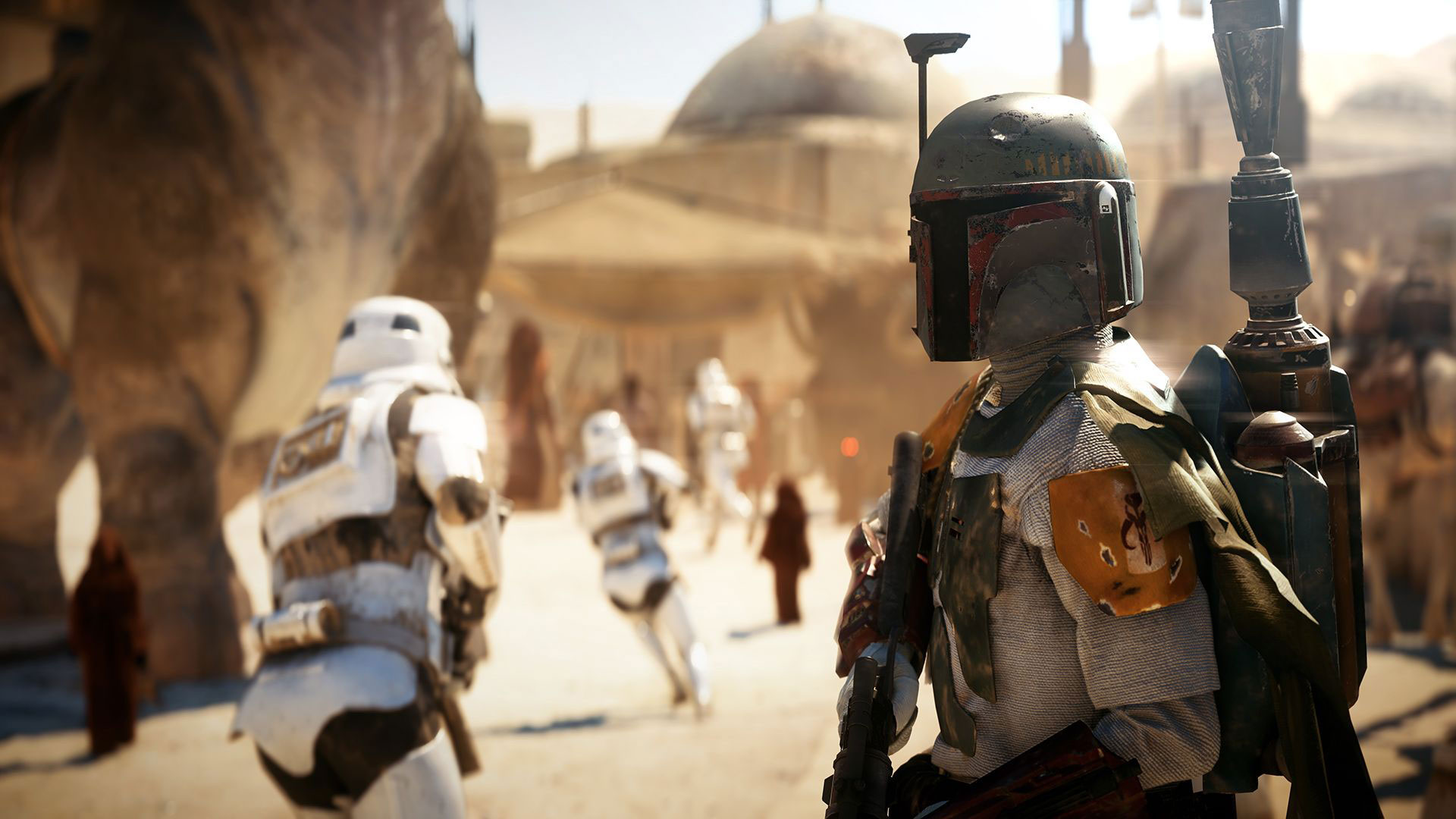 Star Wars Battlefront 2 is now part of the EA Access game vault.