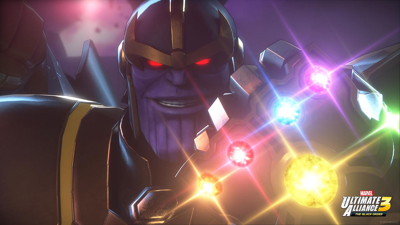 Nintendo Feels Good About Marvel Ultimate Alliance 3 The