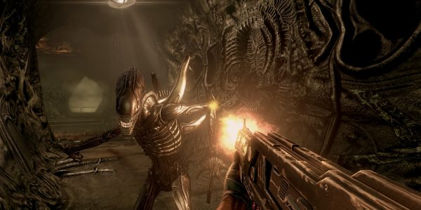 Cold Iron Studios' Alien game is confirmed to be a MMO shooter