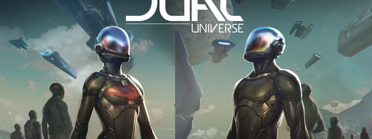 Dual Universe key art