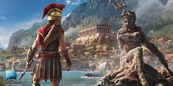 Kassandra Is One Of Odyssey's Protagonists