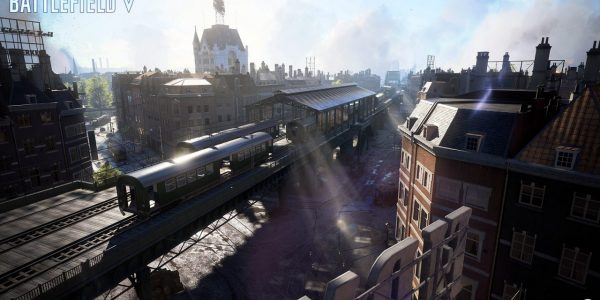 Battlefield 5 Squad Conquest Features Rotterdam Map Variant