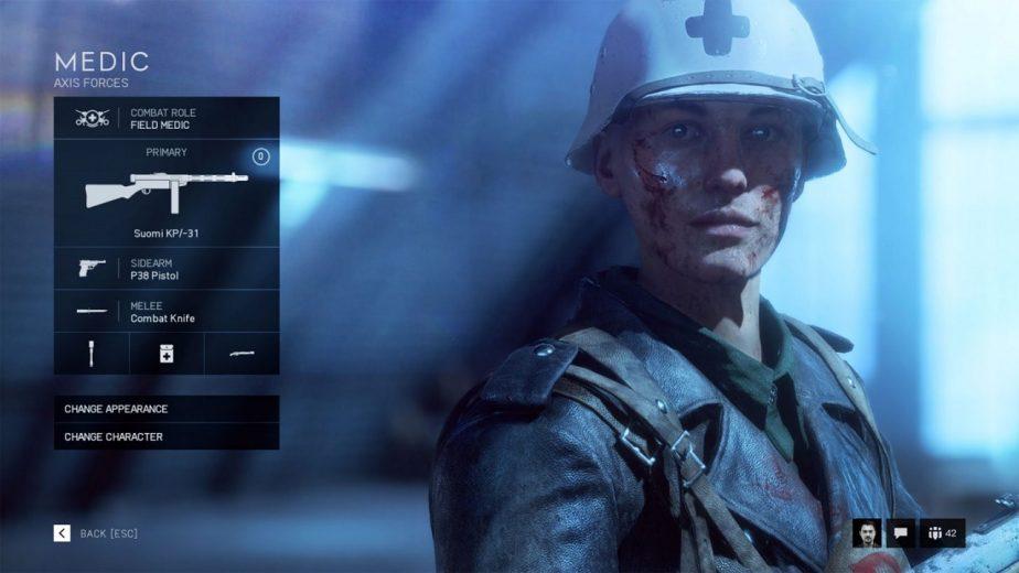 Battlefield 5 Update Will Affect SMGs
